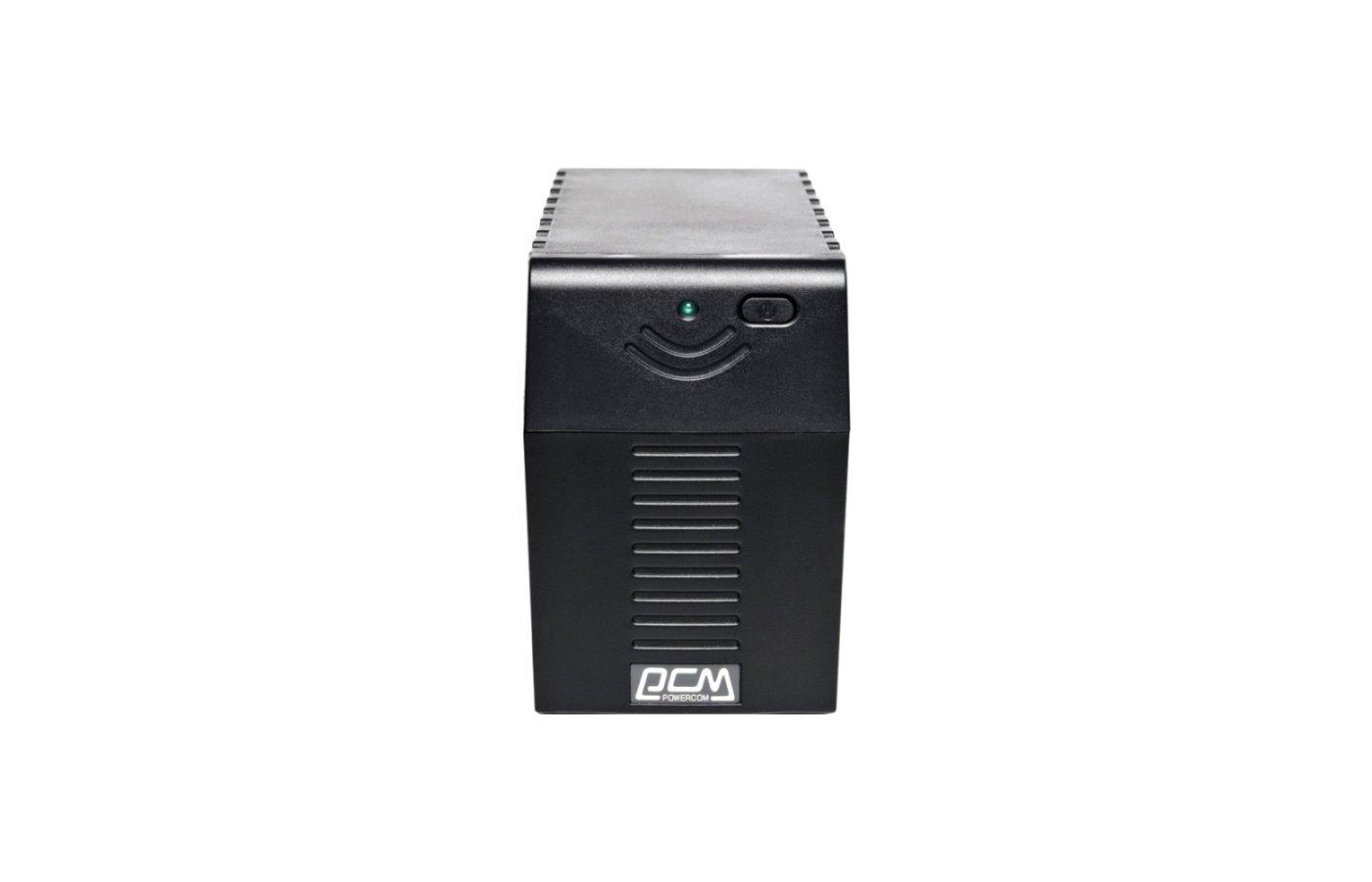 Блок питания Powercom RPT-1000AP 600W черный