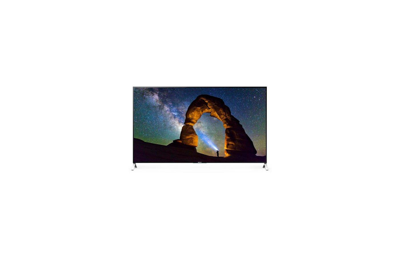 4K 3D (Ultra HD) телевизор SONY KD-65X9005C