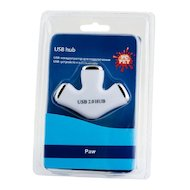Разветвитель USB 2.0 PC Pet Paw