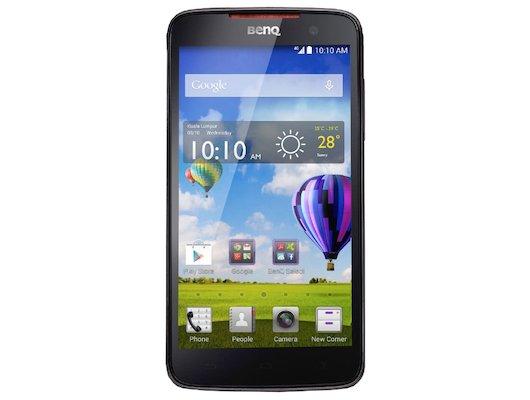 Смартфон BenQ F5 black
