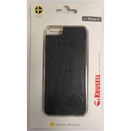 Фото Чехол KRUSELL Donso для iPhone 5/5S/SE Black (KS-89729)
