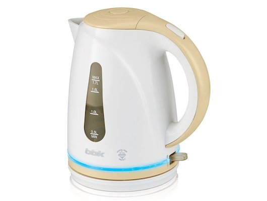 Чайник электрический  BBK EK1701P бел/беж