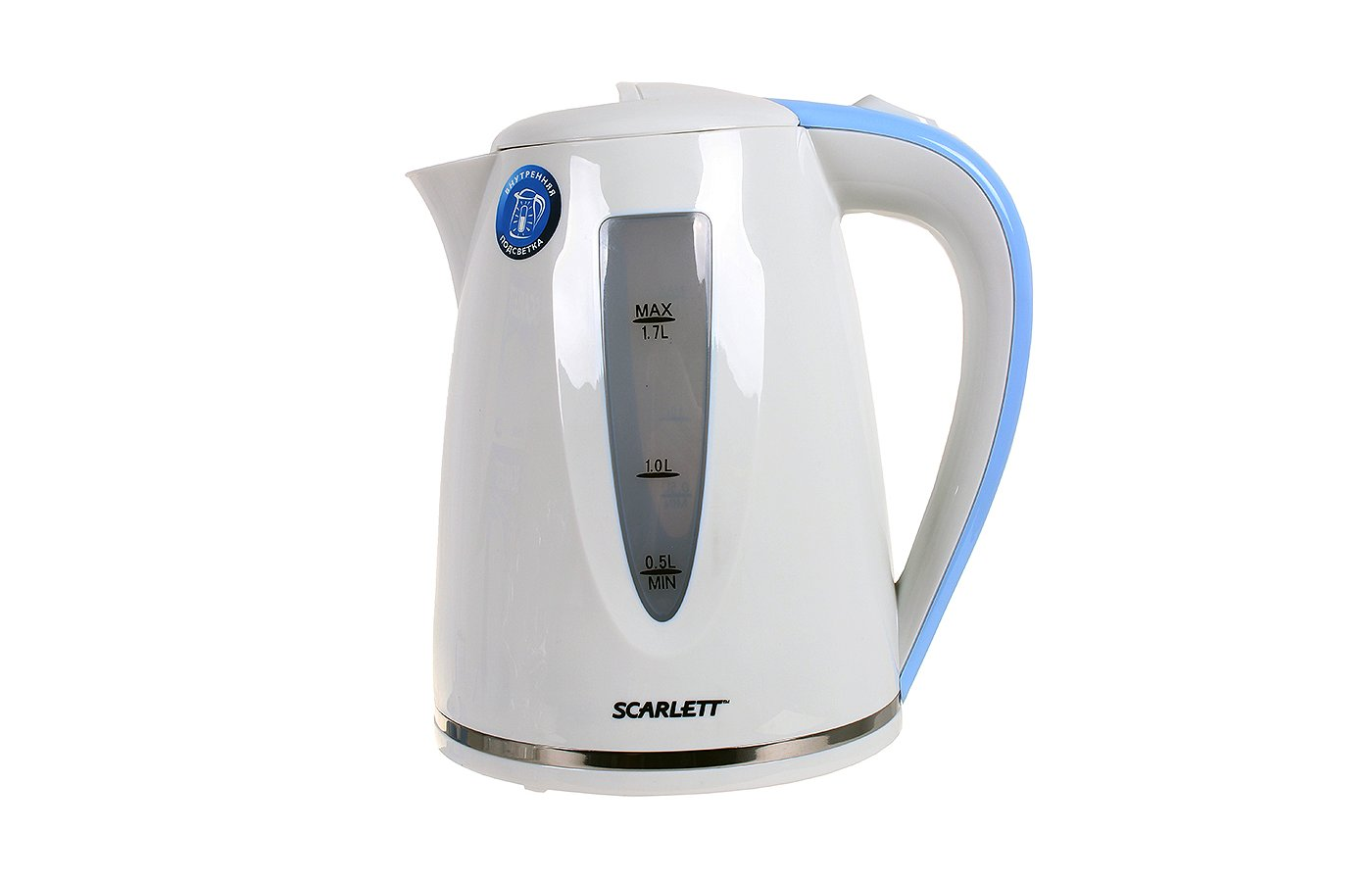 Чайник электрический Scarlett SC-EK18P06