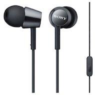 Гарнитуры SONY MDR-EX150AP черный