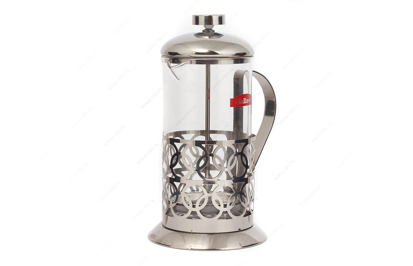 кофейники и турки MALLONY T046-600ML Френч-Пресс 600мл 950091/950137