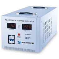 Фото Стабилизатор напряжения Krauler AVR VR-S8000VA электромеханического типа белый
