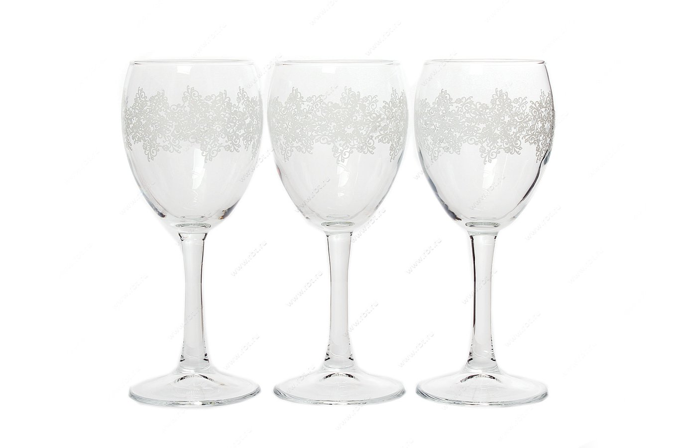 Посуда для напитков PASABAHCE 44799B/BD Набор бокалов 3шт 230 мл