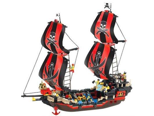 Конструктор SLUBAN 38-0129 Пираты