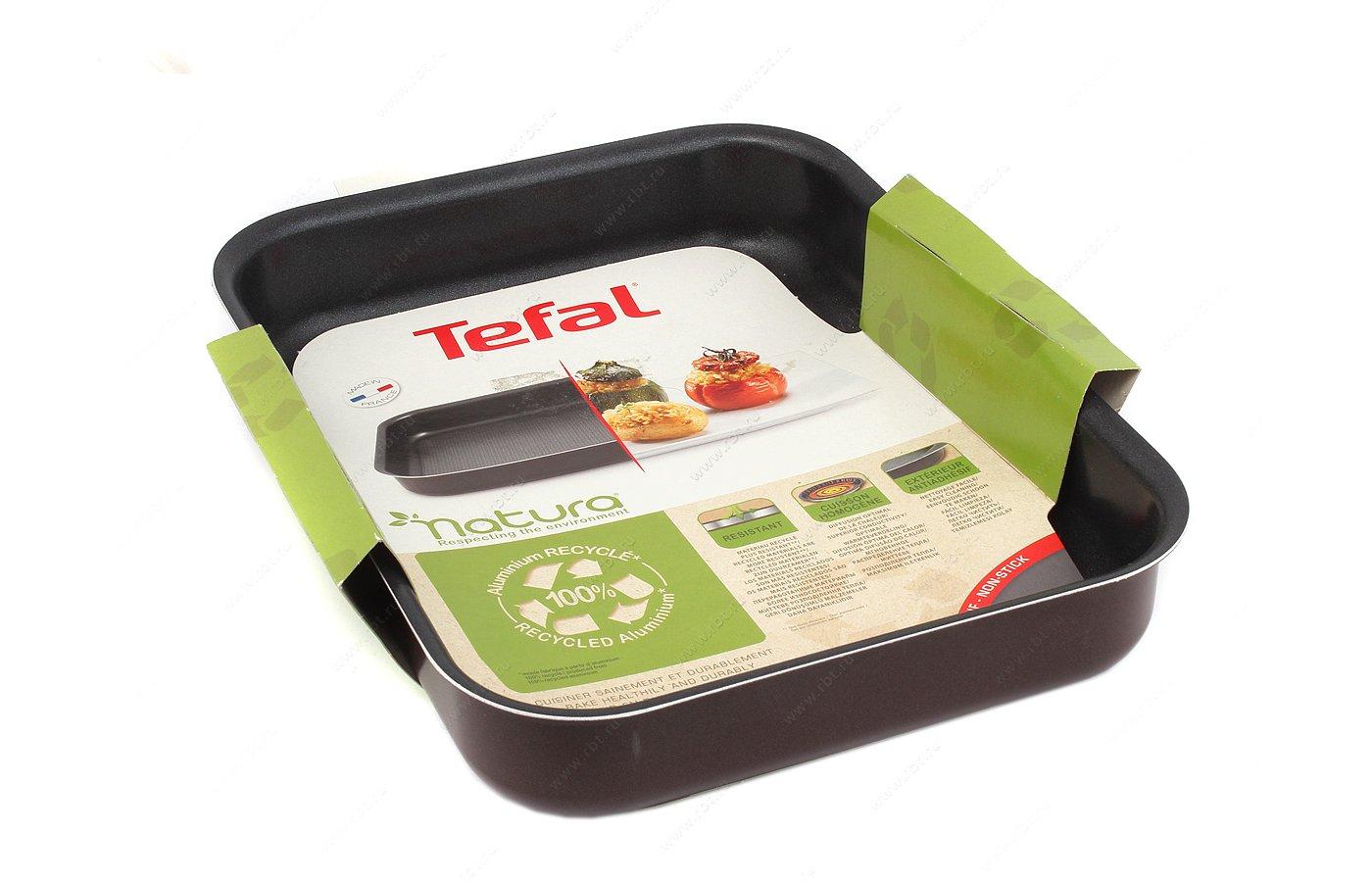 Противни для запекания TEFAL J1200502 Противень для запекания 26x20