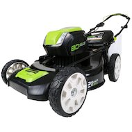 Газонокосилка Greenworks GD80LM53