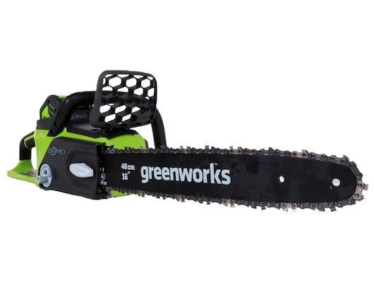 Пила Greenworks GD40CS40