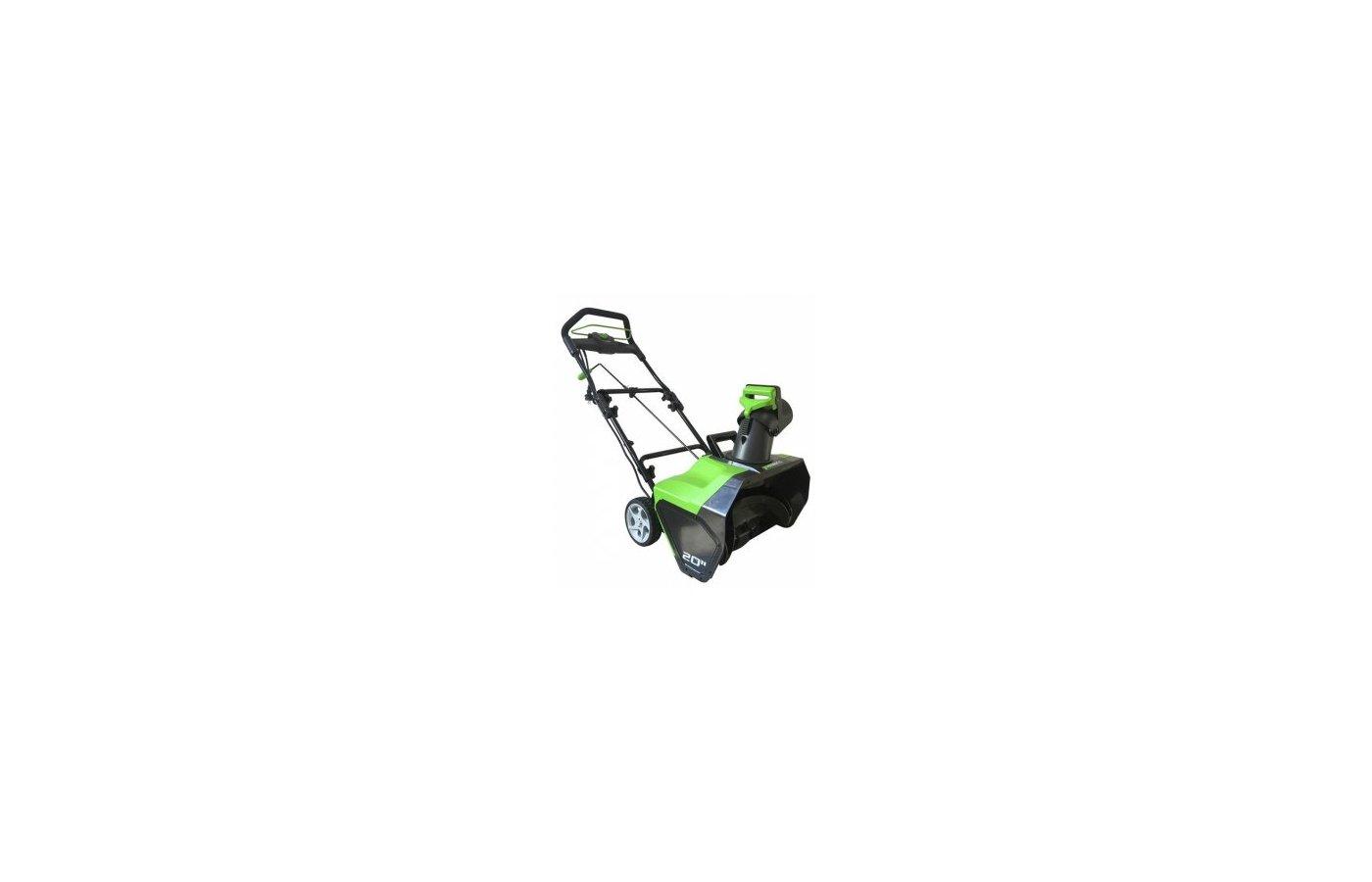 Снегоуборщик Greenworks GES13