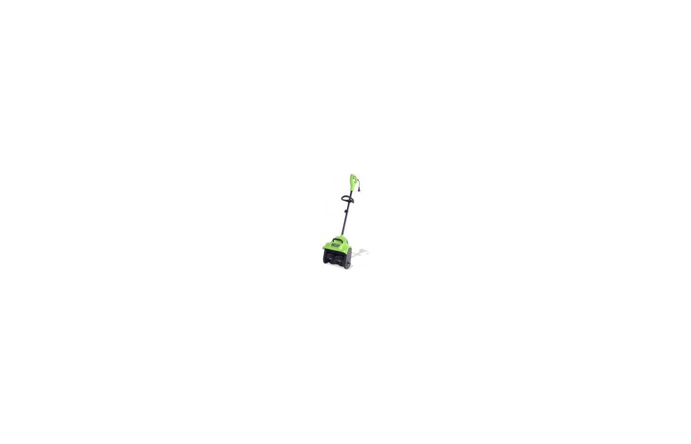 Снегоуборщик Greenworks GES8