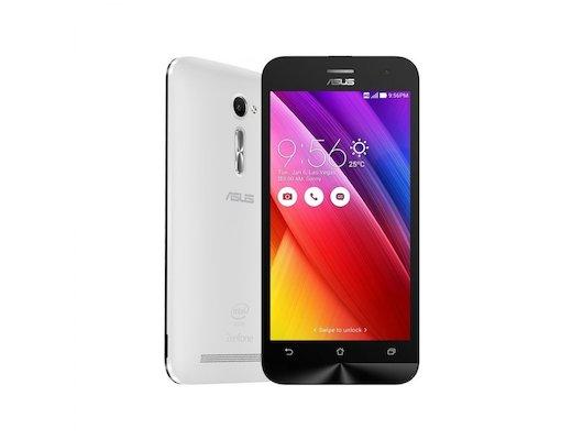 Смартфон ASUS ZE550KL Zenfone 2 Laser 16Gb white