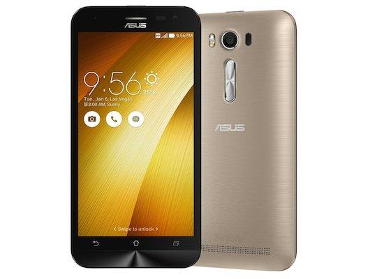 Смартфон ASUS Zenfone 2 ZE500KG 8Gb gold