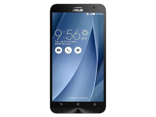 Смартфон ASUS Zenfone 2 ZE500KG 8Gb silver