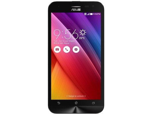 Смартфон ASUS ZE550KL Zenfone 2 Laser 16Gb black
