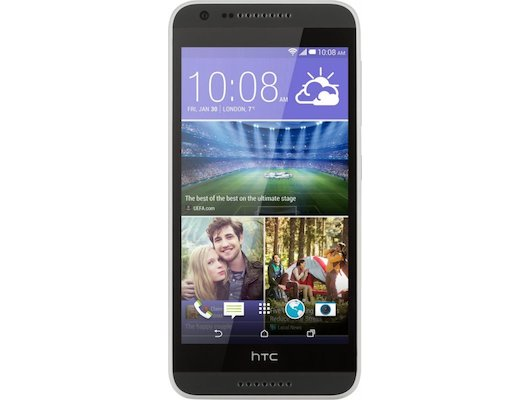 Смартфон HTC Desire 620G DS matt gray lt gray