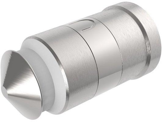 Зарядное устройство QUMO АЗУ USB 2A Energy Carjuice metal