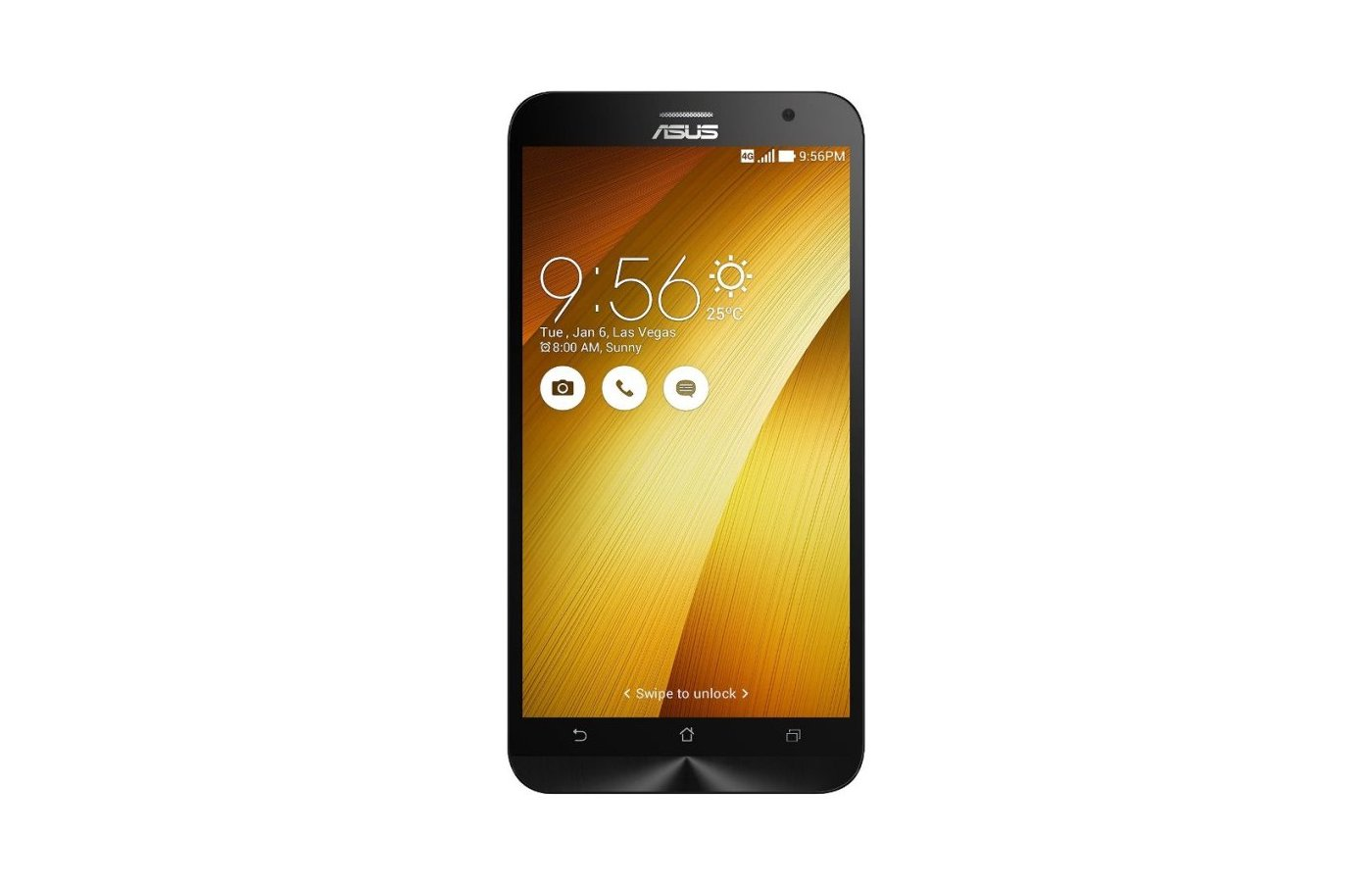 Смартфон ASUS Zenfone 2 ZE551ML 32Gb gold