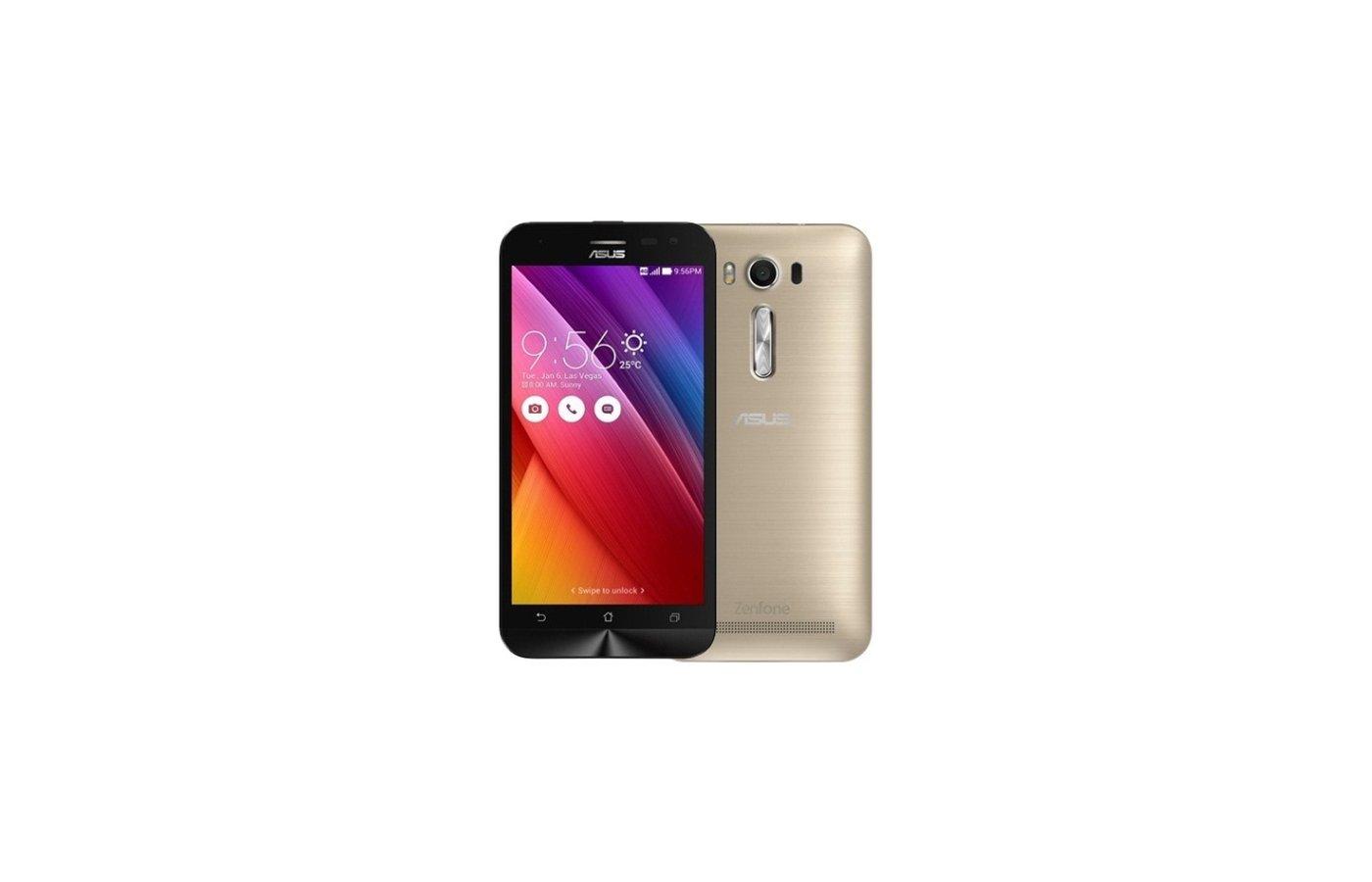 Смартфон ASUS ZD551KL ZenFone Selfie 16Gb gold