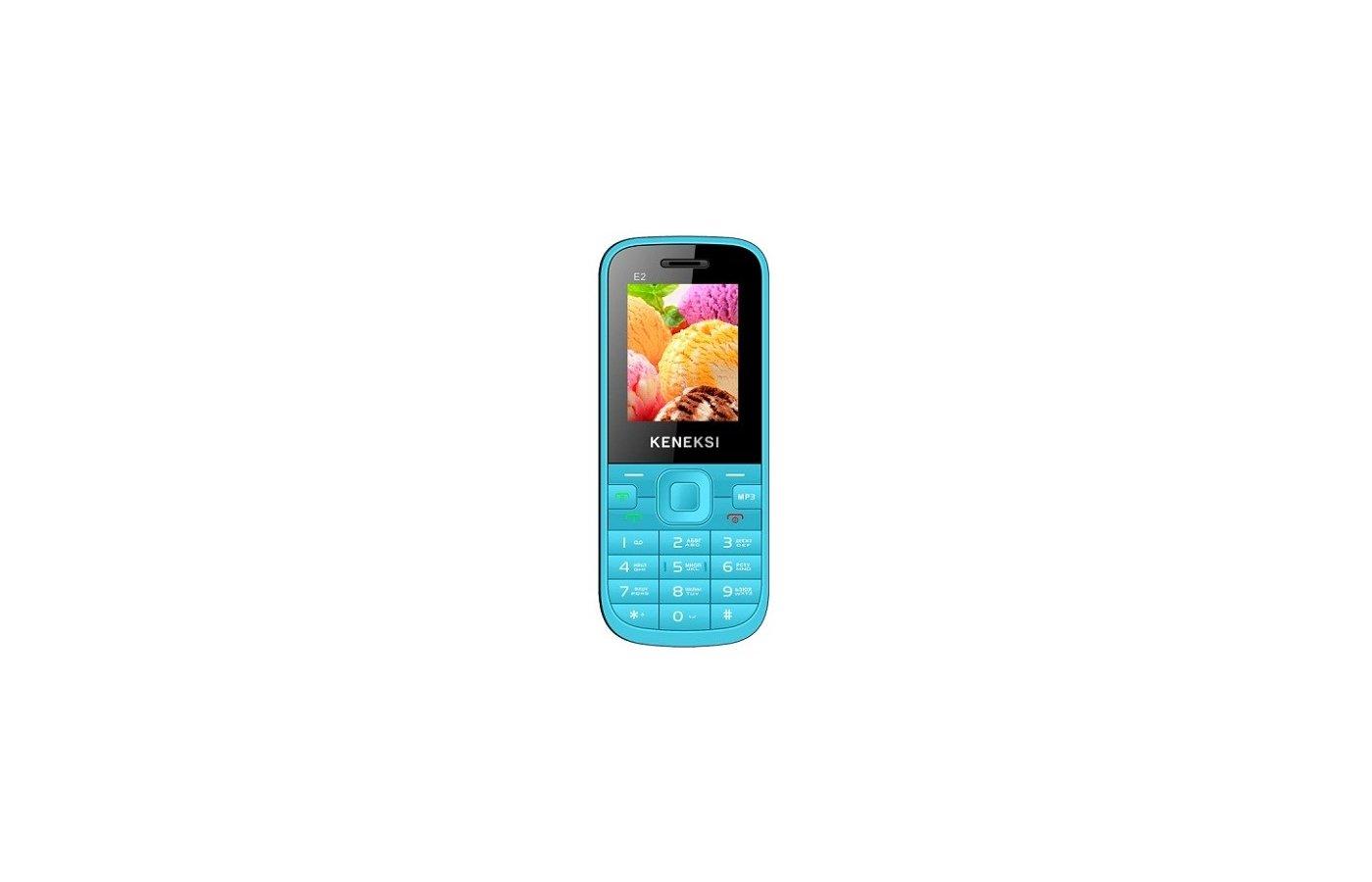 Мобильный телефон KENEKSI E2 Blue