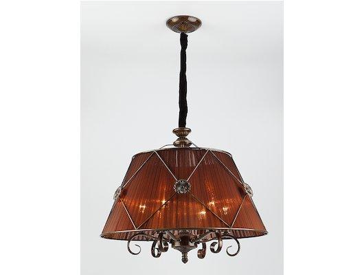 Декоративный светильник Rivoli 9480-Annet-P-6хE14-40W-Coffe