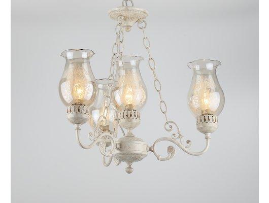 Декоративный светильник Rivoli Ada-P-4хE14-60W-Аntique white