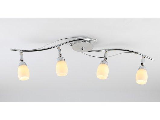 Декоративный светильник Rivoli Capri-C-4хG9-40W-Chrome