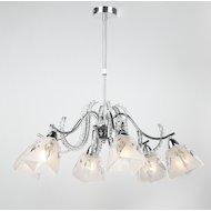 Фото Декоративный светильник Rivoli Livorno-C-6xE14-60W-Chrome