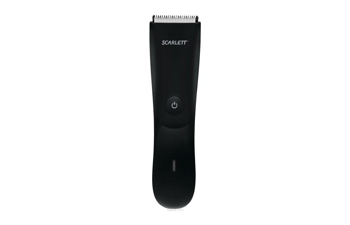 Машинка для стрижки волос Scarlett SC-HC63C55