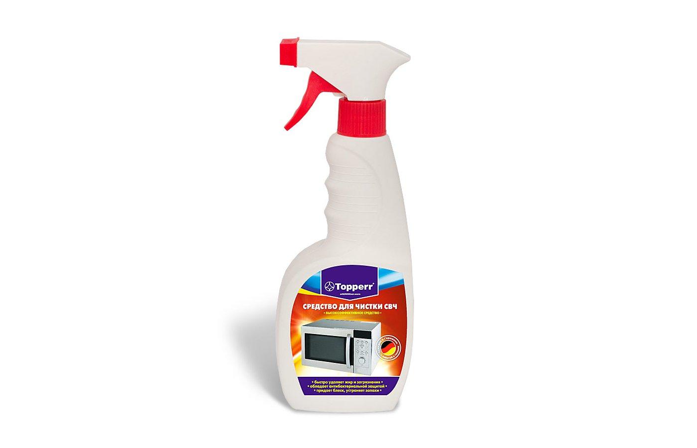 Чистящее средство TOPPERR 3402 спрей для СВЧ 500мл