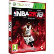 NBA 2K16 (Xbox 360 английская версия)