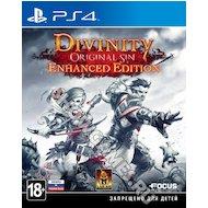 Фото Divinity. Original Sin: Enhanced Edition (PS4 русские субтитры)