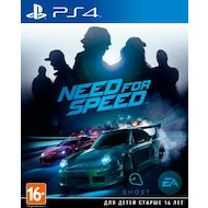 Фото Need for Speed (PS4 русская версия)