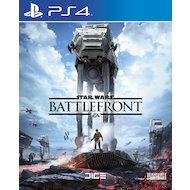 Star Wars: Battlefront (PS4 русская версия)