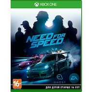 Фото Need for Speed (Xbox One русская версия)