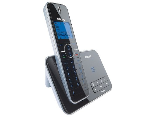 Радиотелефон Philips ID 5551