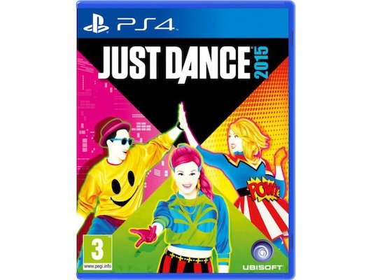 Just dance 2015 (PS4 только для PS Move)