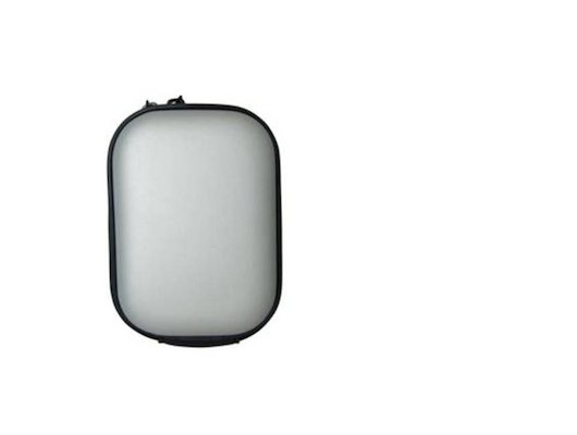Сумка для фотоаппарата Explay для фотоаппарата с карабином серый