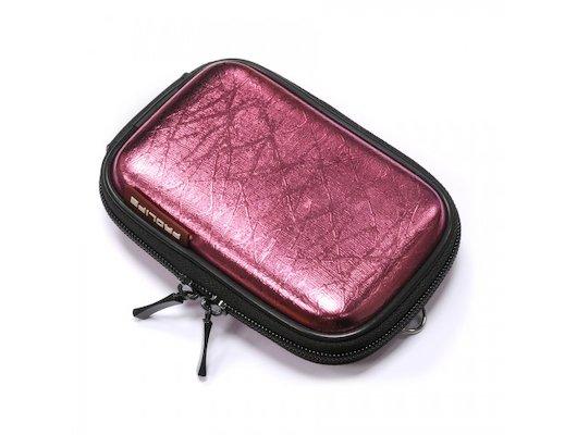 Сумка для фотоаппарата Prolife глянцевый розовый