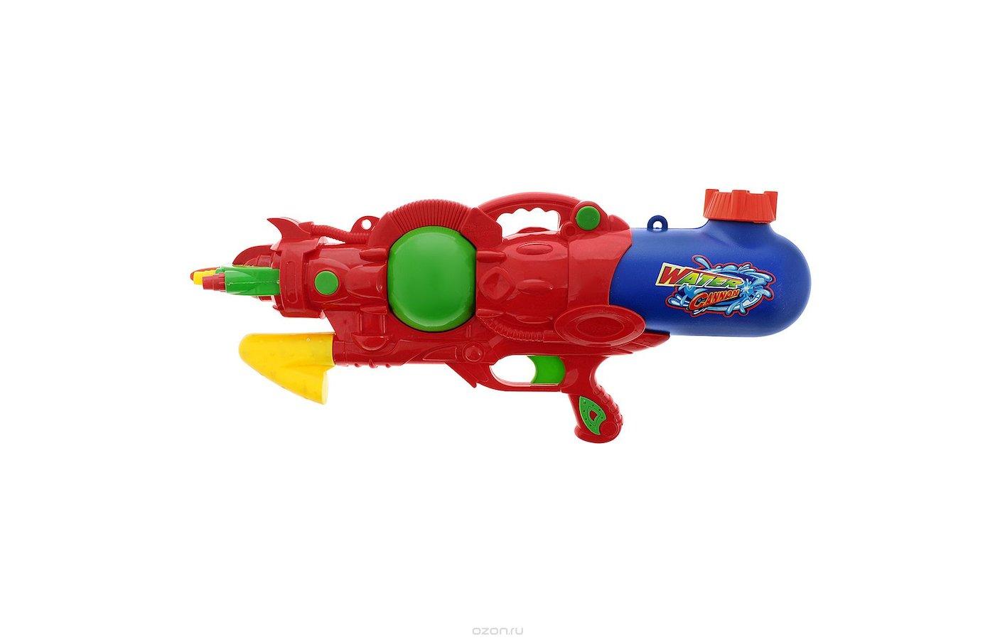Игрушка Bebelot BEB1106-048 водный бластер Тройная атака