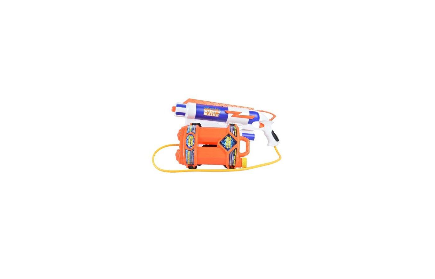Игрушка Bebelot BEB1106-040 водный бластер Турбо. Десант