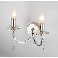 Фото Декоративный светильник Rivoli Stella-W-2xE14-60W-ChrGd