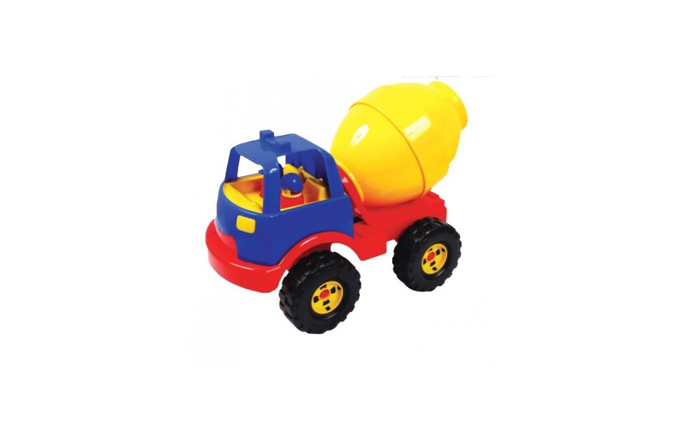 Машинка Altacto JH5-002 Бетономешалка