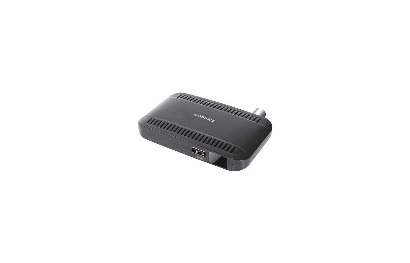 DVB-T2 ресивер Rolsen RDB-526