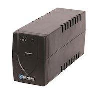 Фото Блок питания KRAULER SOHO-600 line-interactive 600Ва 4 розетки IEC320 чёрный