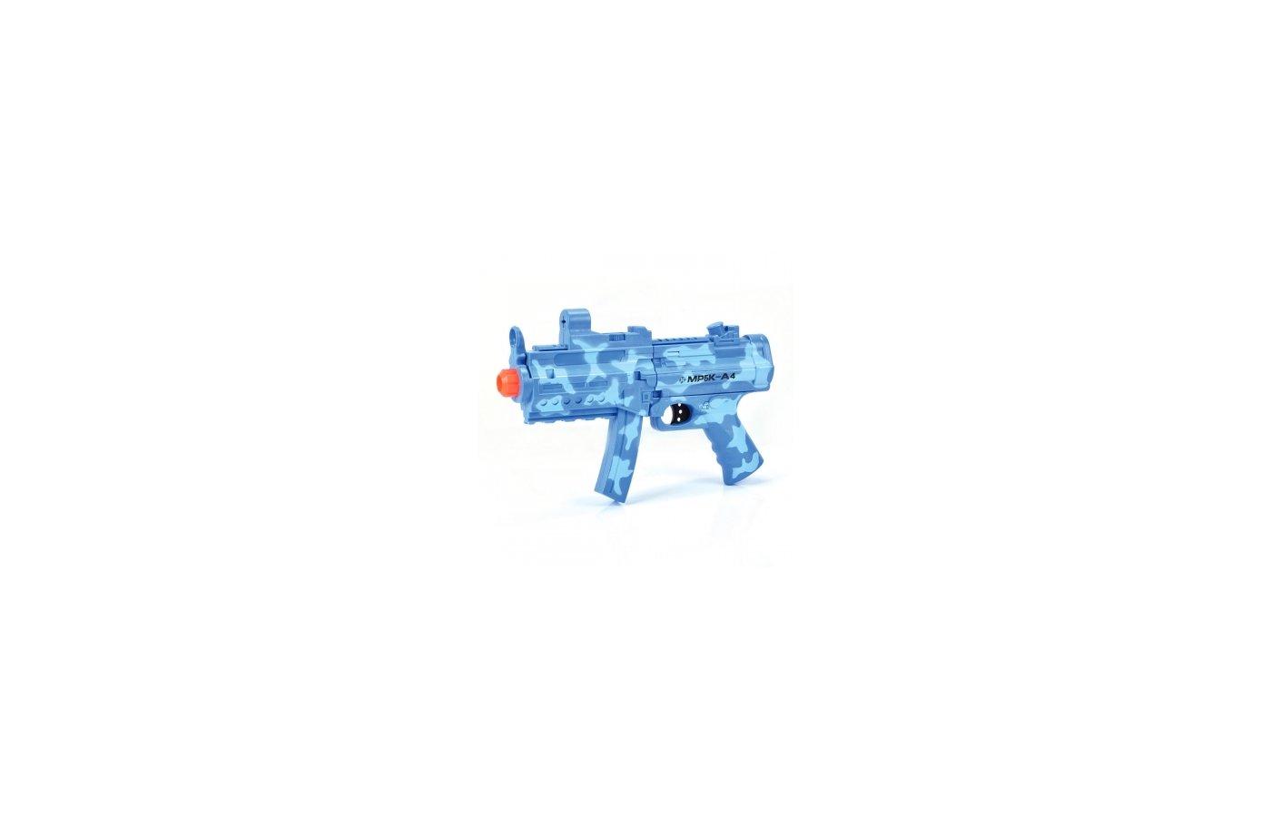 Игрушка Mioshi Army MAR1106-002 Игрушка автомат с гелевыми шариками Специальная миссия