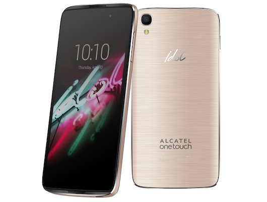 Смартфон Alcatel 6039Y IDOL3 gold