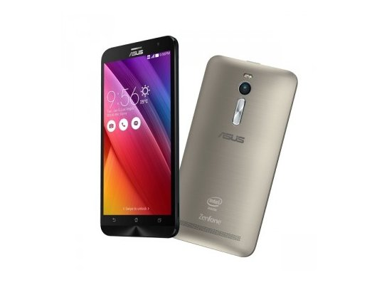 Смартфон ASUS Zenfone 2 ZE551ML 32Gb silver